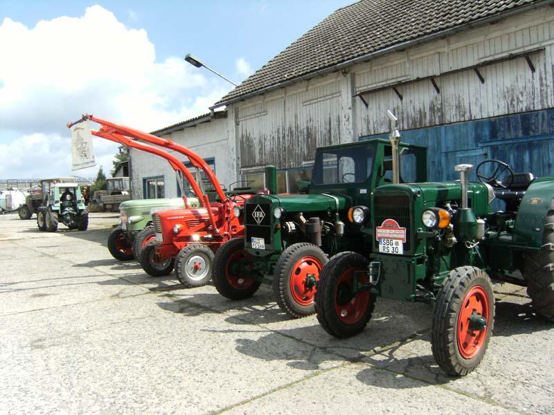 Hoffest der Agrar GmbH Usedom 2016