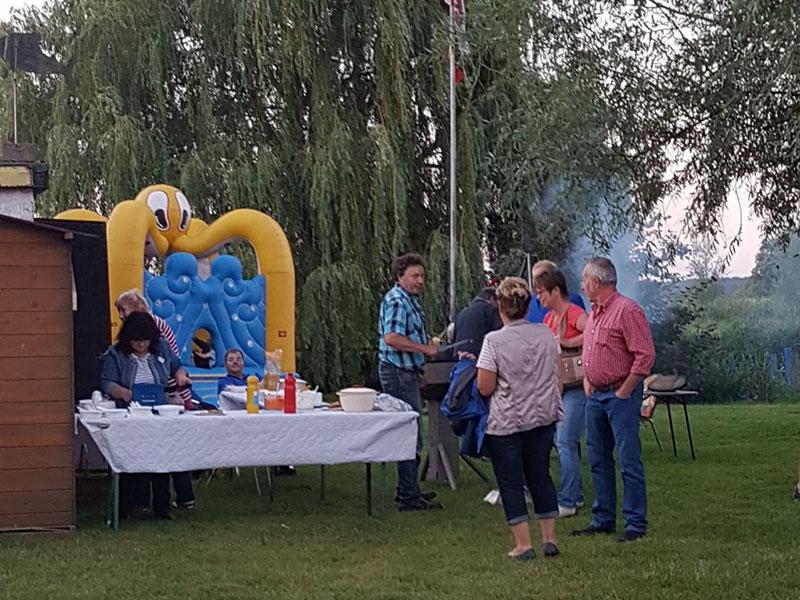 Sommerfest der Angler 2017