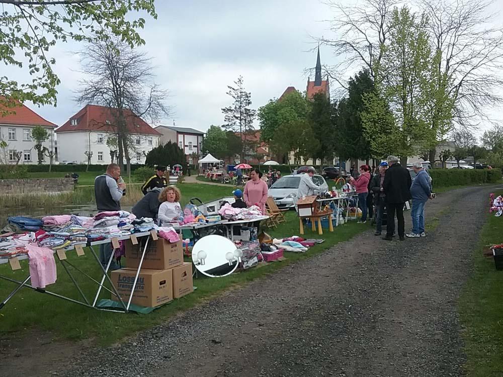 Flohmarkt Stadt Usedom
