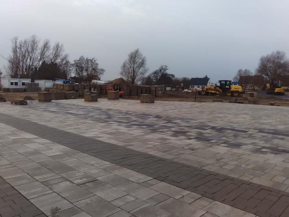 Hafenumbau Dezember 2018
