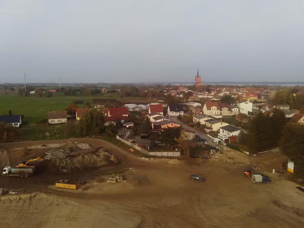 Hafenumbau Oktober 2017