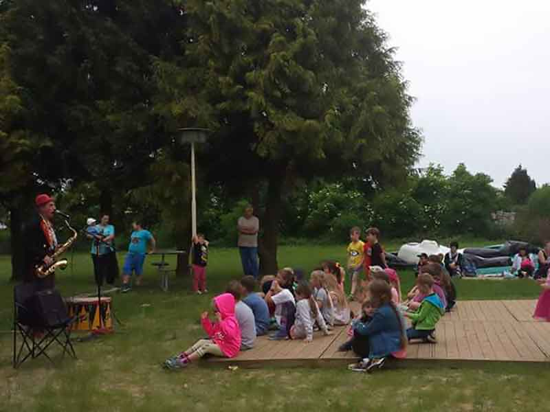 Kinderfest an der Wässering