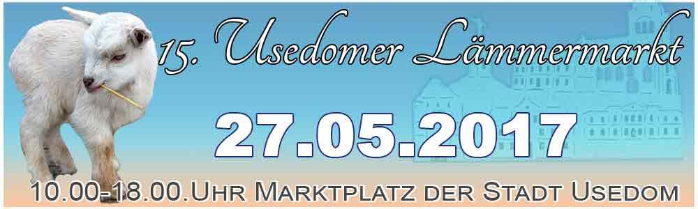 Usedomer Lämmermarkt 2017