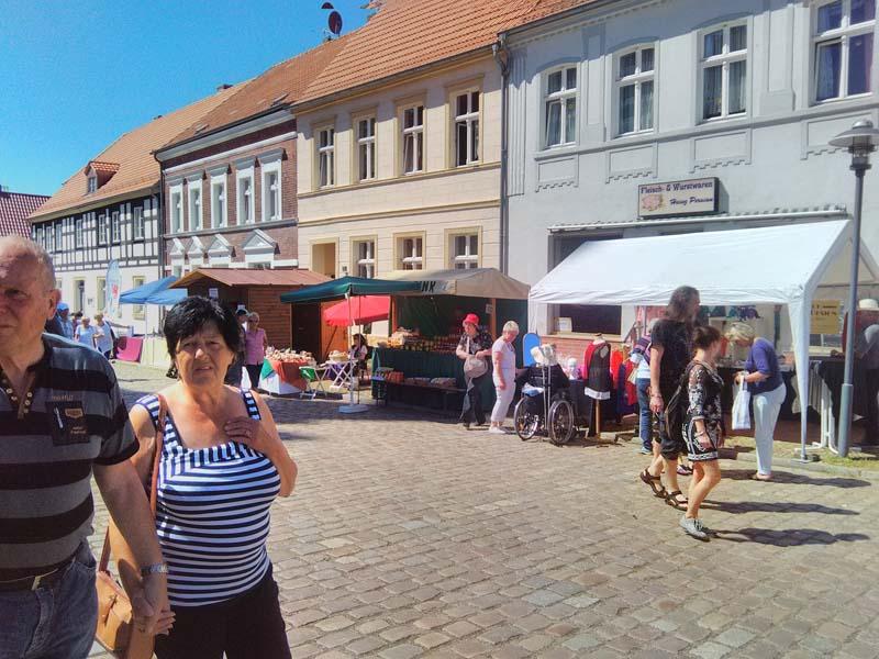 Lämmermarkt 2017 Stadt Usedom