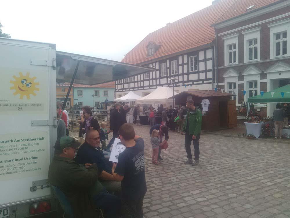 Lämmermarkt 2018 Stadt Usedom
