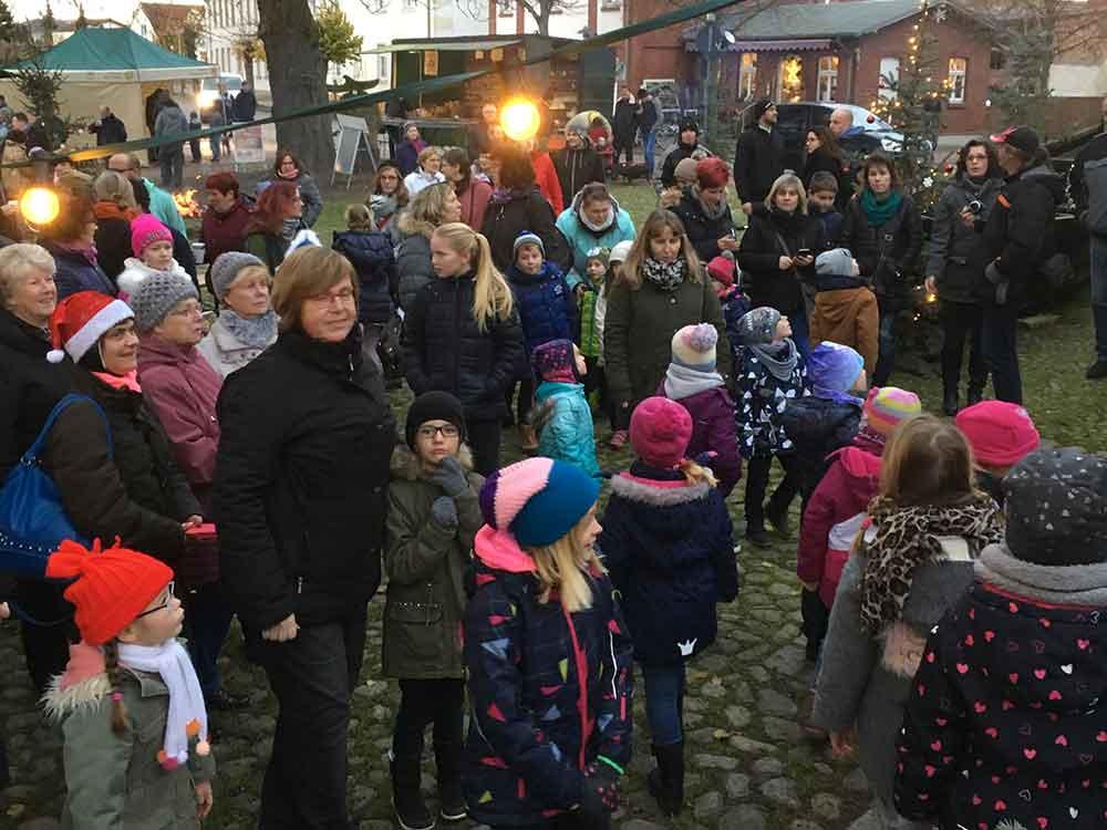 Lichterfest 2017 Stadt Usedom