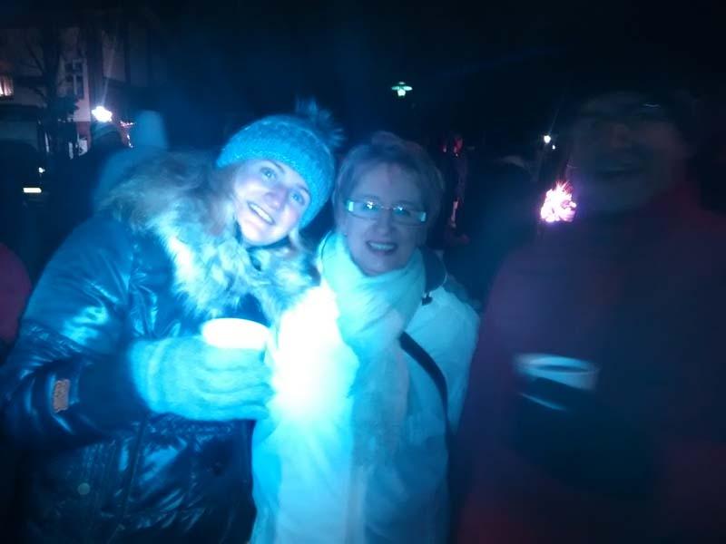 Lichterfest 2016 Stadt Usedom