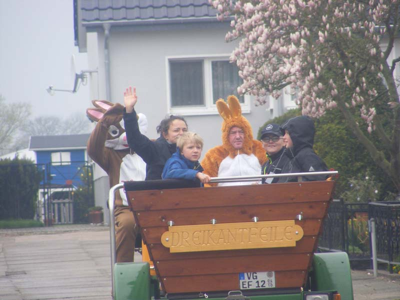 Ostern 2017 Stadt Usedom