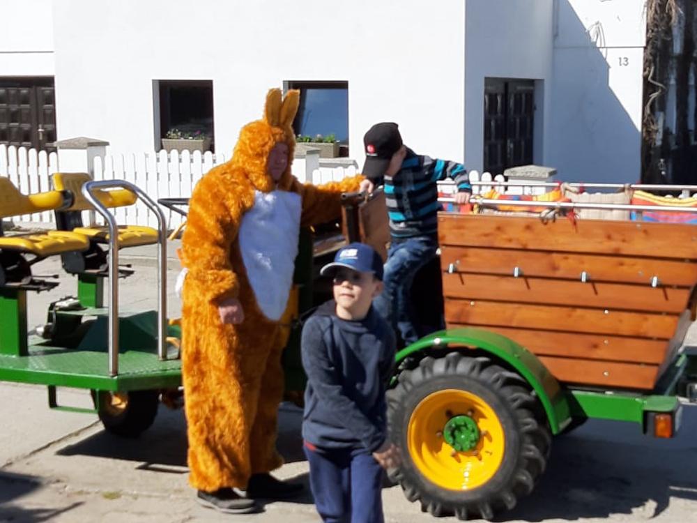 Ostereiersuche für den Guten Zweck 2019