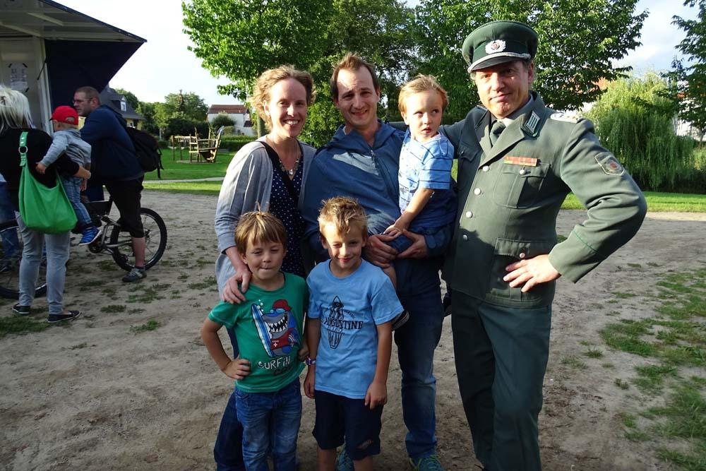 Sommerfest an der Wässering Stadt Usedom 2017