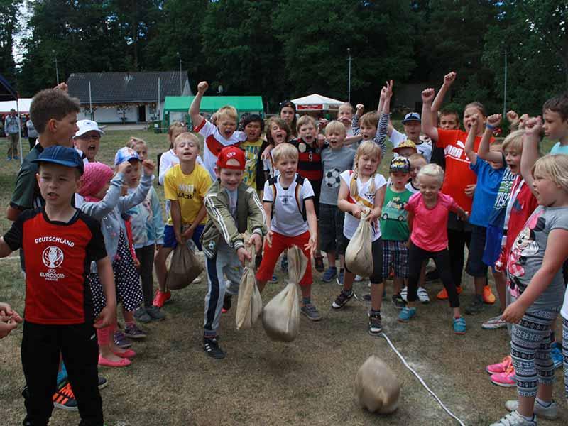 Sportfest 2016 Stadt Usedom