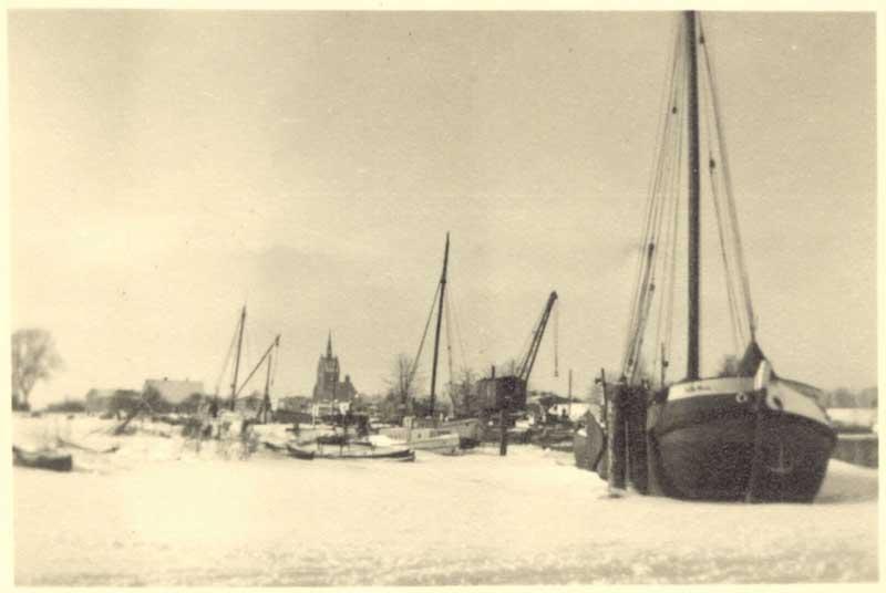 Hafen Stadt Usedom