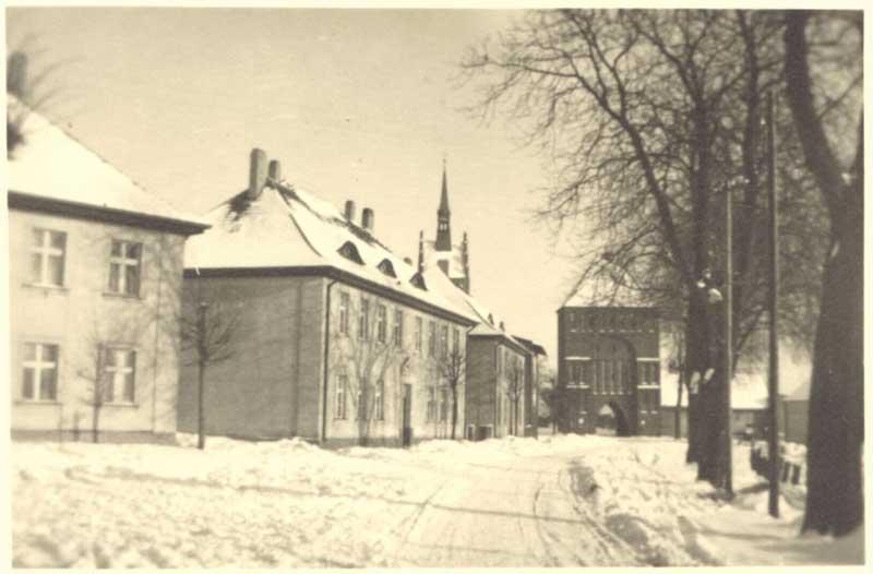 Stadt Usedom  Anklamer Straße