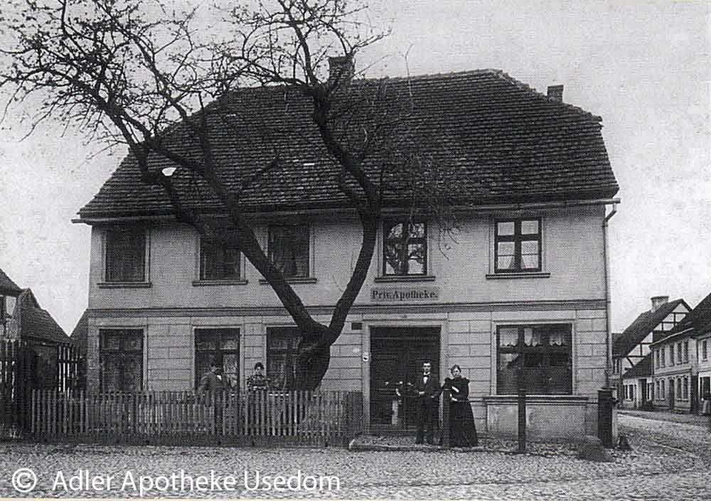 Apotheke Stadt Usedom