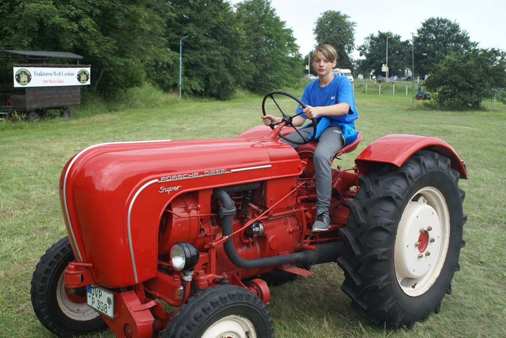 6. Traktoren und Schleppertreffen Stadt Usedom