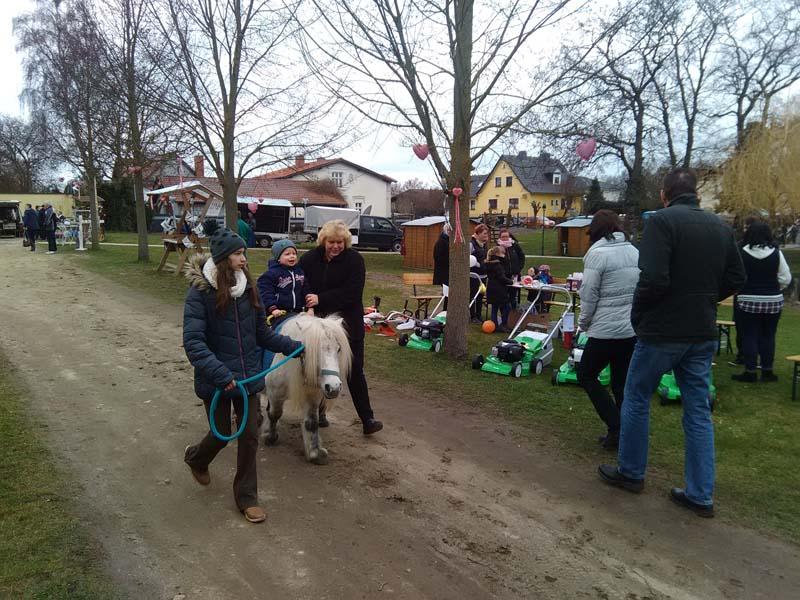 Einweihung-Wässering Stadt Usedom
