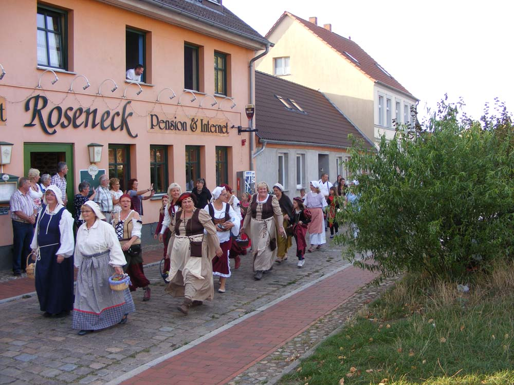 Festumzug 720 Jahre Stadtrecht