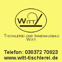 Tischlerei Witt